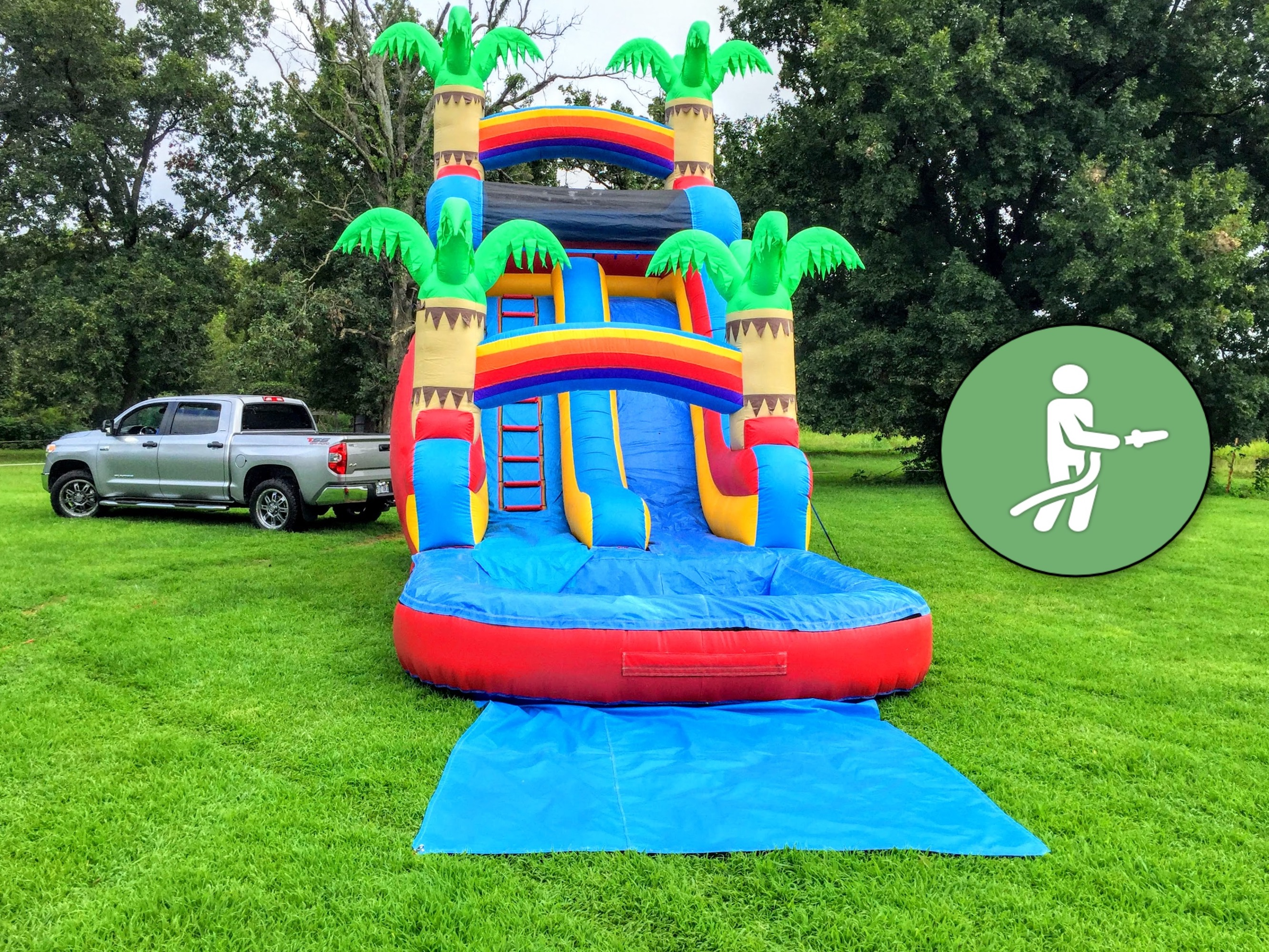 Renting Inflatables Bounce Housesa
